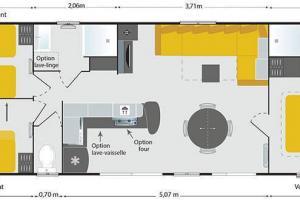 POUR VOUS LES PROS Mobil-home d'occasion IRM Apollon