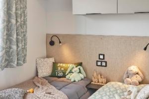 Mobil-Home neuf collection 2020 de la marque LOUISIANE de la gamme VACANCES CORAIL