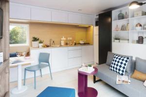 Mobil-Home neuf, collection 2020, de la marque LOUISIANE, gamme TAOS F4