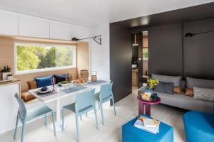 Mobil-Home neuf collection 2020,de la marque LOUISIANE,gamme TAOS, F5