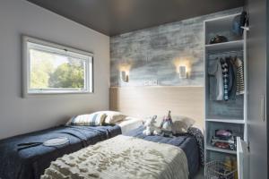 Mobil-Home neuf collection 2021,de la marque LOUISIANE,gamme TAOS,F5