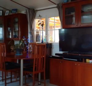 POUR VOUS LES PROS Mobil-home d'occasion RIVERSIDE DE 44 m2 année 2002