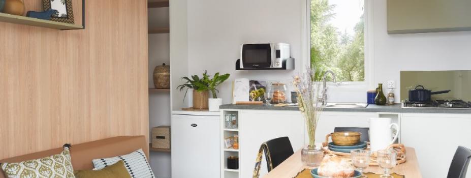 Mobil-Home neuf collection 2021,de la marque LOUISIANE, gamme ALL KOMPACT, 27-2-SC