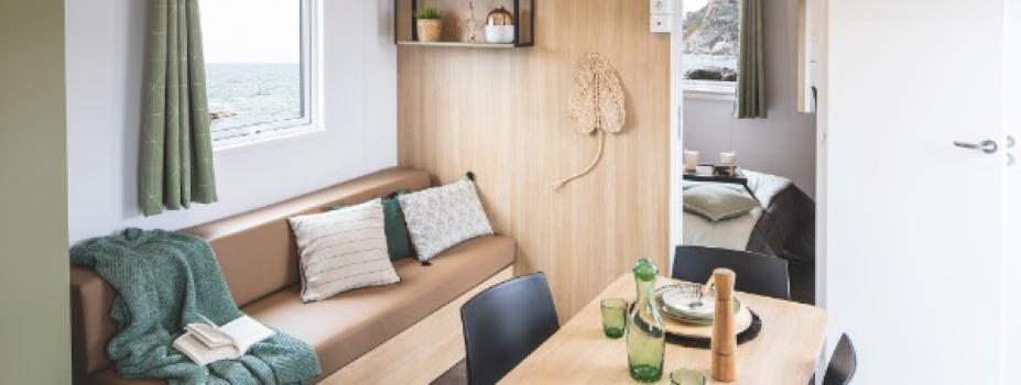 Mobil-Home neuf collection 2021,de la marque LOUISIANE, gamme  ALL KOMPACT, 31-3-SC