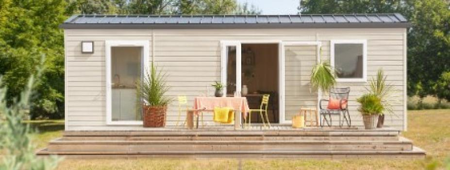 Mobil-Home neuf collection 2021,de la marque LOUISIANE, gamme  ALL KOMPACT, 31-3-IO