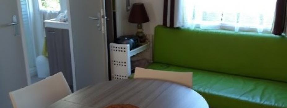 POUR VOUS LES PRO Mobil-home d'occasion Rideau année 2013