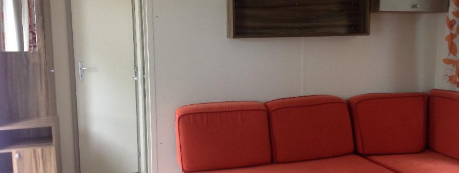 POUR VOUS LES PRO Mobil-home d'occasion IRM Super Titania 2 année 2012