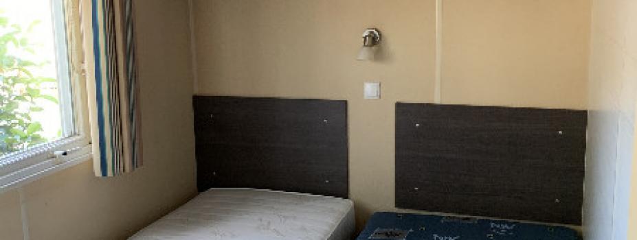 POUR VOUS LES PROS Mobil home d'occasion O'HARA 984 année 2010