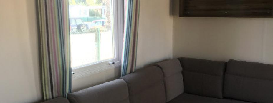 POUR VOUS LES PRO Mobil home d'occasion IRM Luminosa année 2012