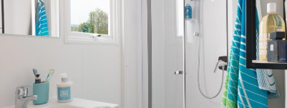 Mobil-Home neuf LOUISIANE de la gamme VACANCES, PACIFIQUE 2