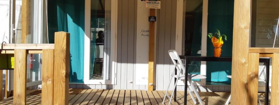 POUR VOUS LES PROS Mobil home d'occasion Louisiane Caraibes
